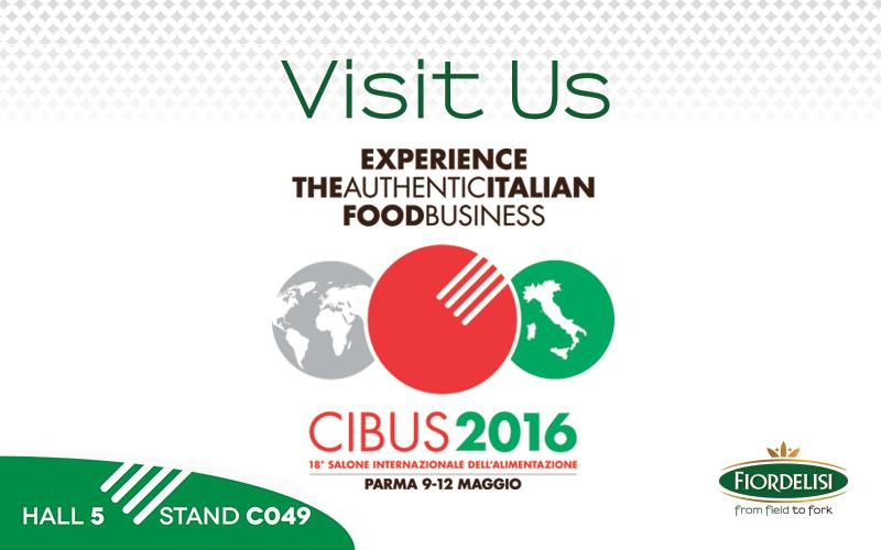 Fiordelisi al CIBUS 2016